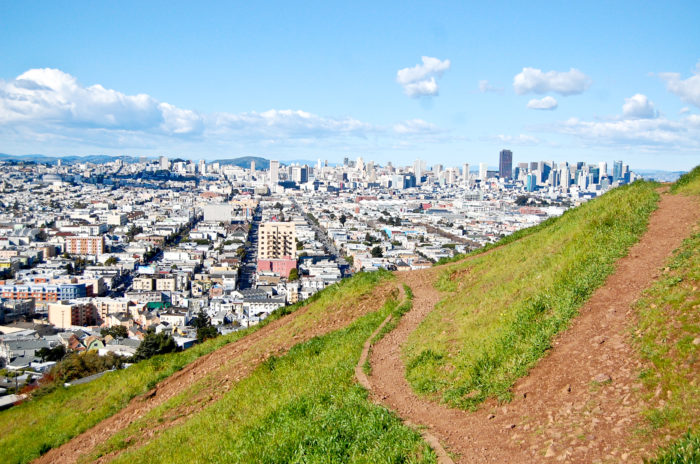Bernal Hill, San Francisco